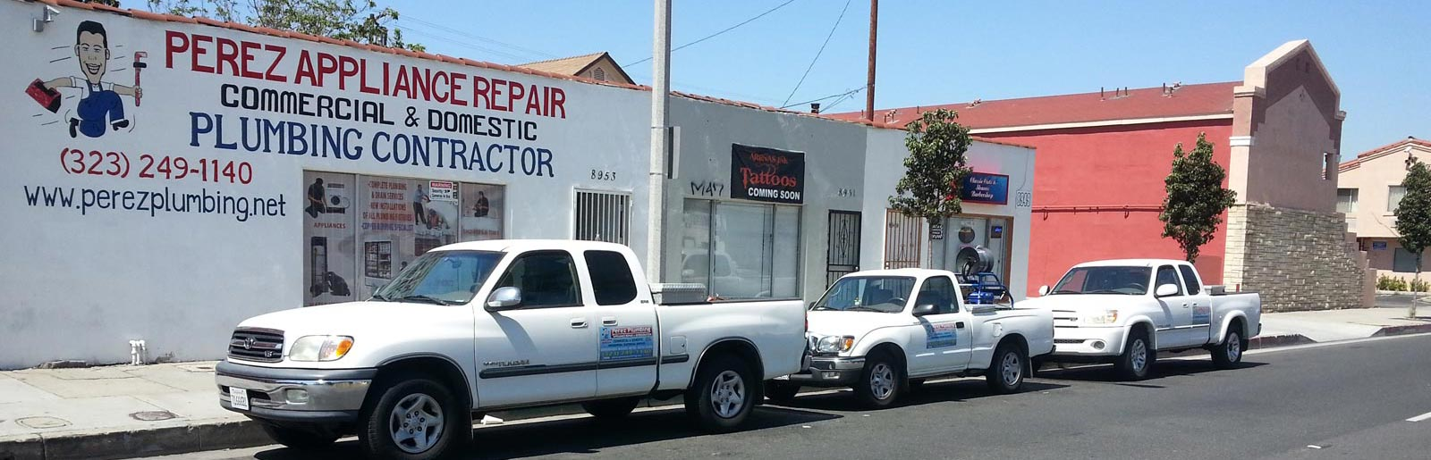 Plumbers Services in Pico Rivera