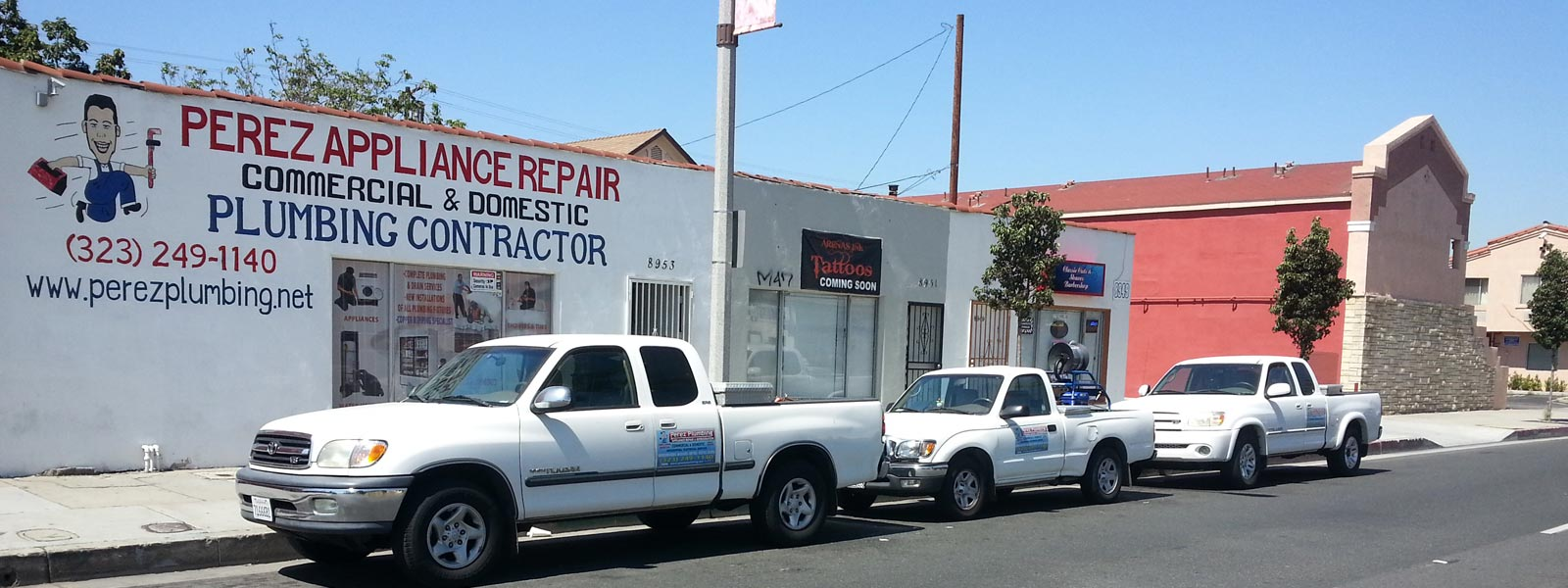 Plumbing in Los Angeles, South Gate, Maywood, Downey, Lakewood