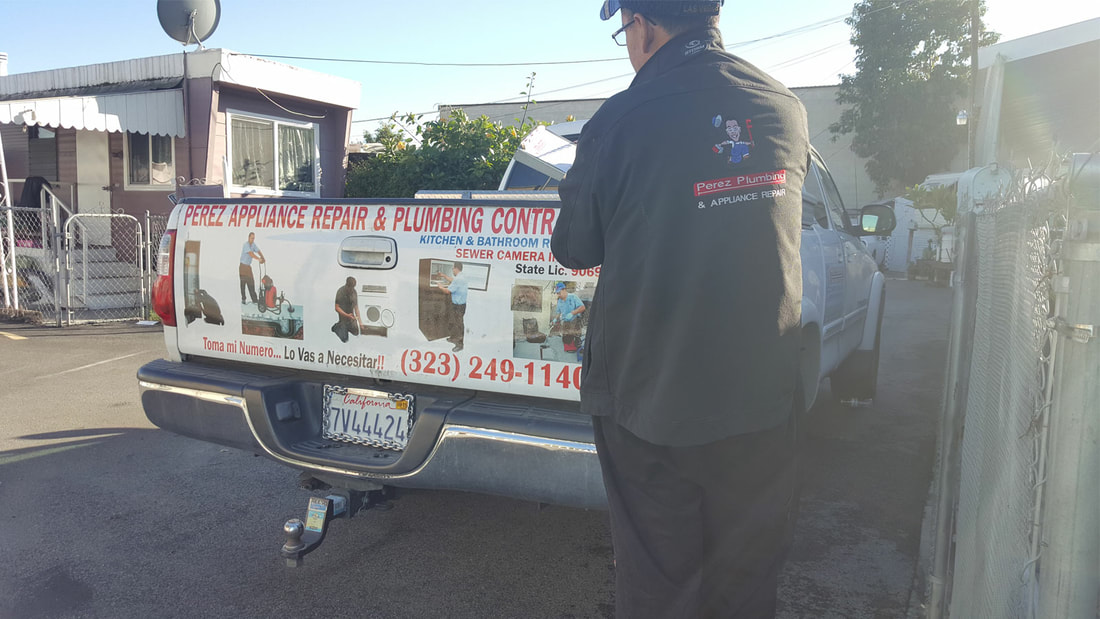 Perez plumbing in South Gate, Downey, Los Angeles